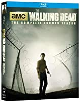 Walking Dead: Season 4 [Blu-ray] [Import]