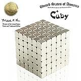 Cuby マジック磁石 教育工具 DIY工具 ネオジム磁石の立体パズル 216個セット (立方体パズル)