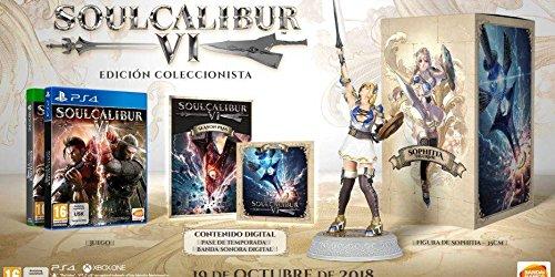 Soul Calibur VI Collector's Ed...