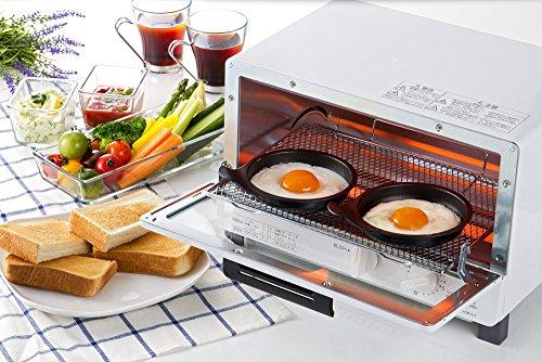 高木 オーブントースター目玉焼きプレート FWーMP