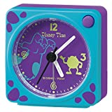 SEIKO CLOCK (セイコークロック) 目覚まし時計 モンスターズインク マイク アナログ Disney Time(ディズニータイム)  青 FD472L