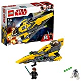 レゴ (LEGO)スター・ウォーズ アナキンのスター・ファイター 75214