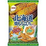 栗山米菓 北海道焼もろこしせん 72g×12袋
