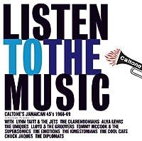 Listen to the Music [帯解説 / 国内仕様輸入盤] (BRPS074)