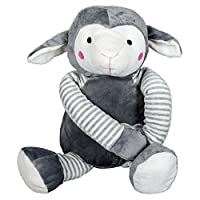 Baby Snoozies Cuddle Clique Long Arm Plush Animal Pillow Toy - Tweedle the Lamb by Snoozies