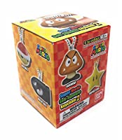 Bandai Nintendo Super Marioシリーズ2soft-squeezeキーチェーンブラインドボックス