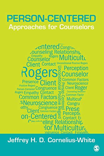 Download Person-Centered Approaches for Counselors (Theories for Counselors) 1452277729
