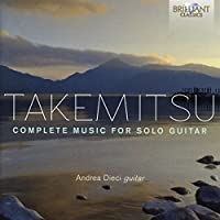 Takemitsu: Complete Music for