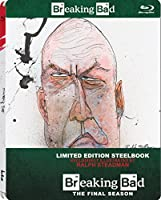 Breaking Bad Final Season Limited Edition SteelBook FutureShop Exclusive