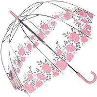 (フルトン) MOONBAT(ムーンバット) フルトン 婦人ビニール長傘 バードケージ Floral