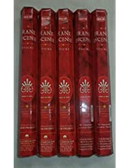 Hemフランクインセンス100 Incense Sticks (5 x 20スティックパック)