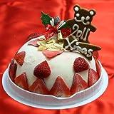 2017クリスマスケーキ 苺のミルフィーユアイスケーキ