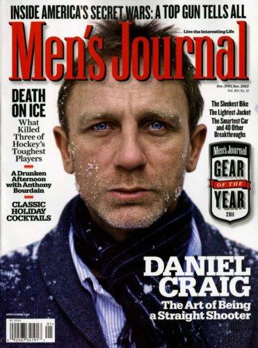 Men's Journal [US] December January 2012 (単号)