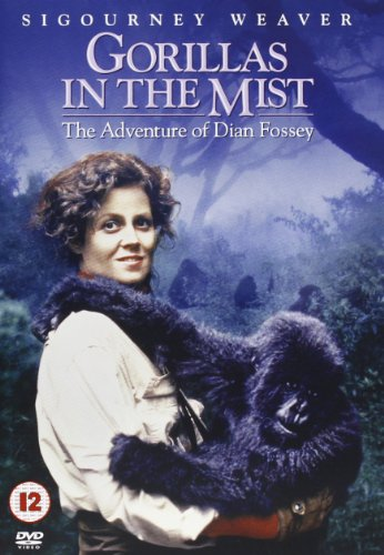 Gorillas in the Mist: The Story of Dian Fossey [DVD]