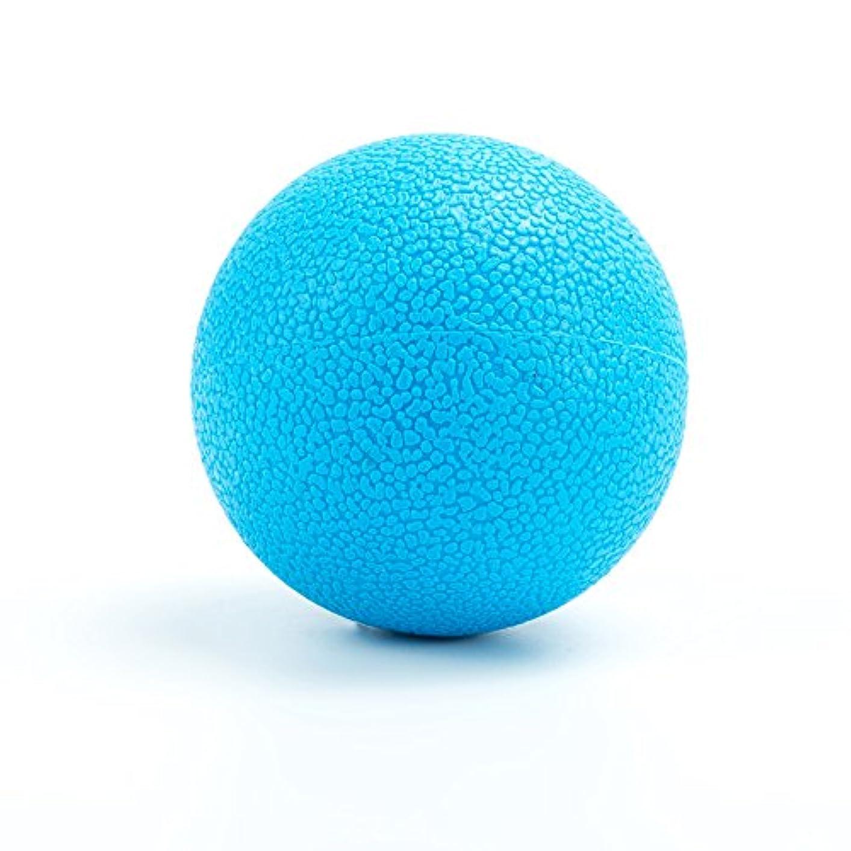 スクランブル絡み合いジョージハンブリーMassage Ball マッサージボール 筋膜リリース Yoga Lacrosse Ball 背中 肩こり 腰 ふくらはぎ 足裏 ツボ押しグッズ