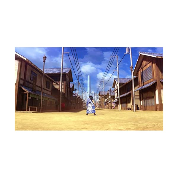 【PSVita】銀魂乱舞【早期購入特典】ゲーム...の紹介画像6