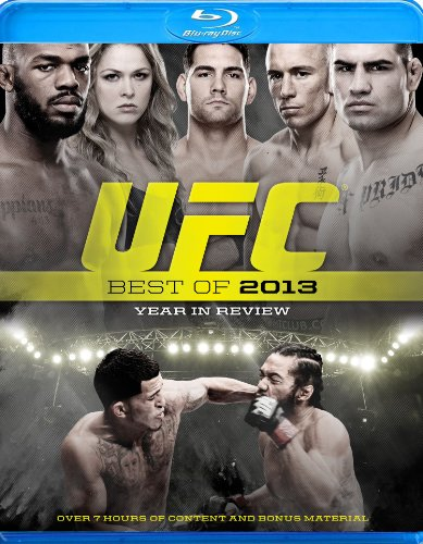 Ufc Best of 2013 [Blu-ray] [Import]