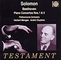 Solomon by Ludwig Van Beethoven (2001-11-01)