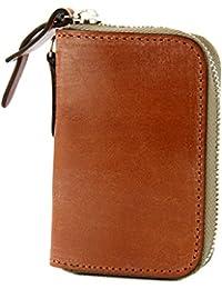[コルボ] CORBO. カード入れ付き コインケース 小銭入れ ラウンドファスナー 1LD-0232 face Bridle Leather フェイス ブライドルレザー シリーズ