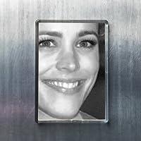 RACHEL McADAMS - オリジナルアート冷蔵庫マグネット #js005