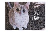 phuzzles–Large 24Pieceカスタム写真ジグソーパズル、11x 17