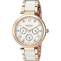 [ブローバ] Bulova 腕時計 Women's Quartz Stainless Steel Casual Watch, Color:Two Tone アナログ クォーツ 44N108 レディース 【並行輸入品】