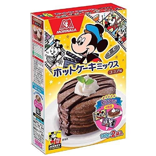 森永 ミッキーホットケーキミックス 280g×6箱