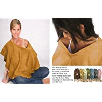 L'oved Baby Nursing Shawl (Show & Tell Caramel) by L'oved Baby