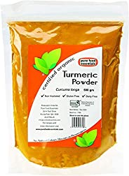 Pure Food Essentials Organic Turmeric Powder,  500 g