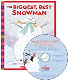 The Biggest, Best Snowman: Library Edition (Scholastic Bookshelf)