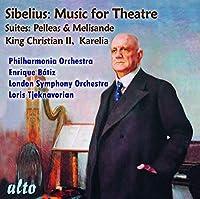 Pell,as & Melisande (Suite); Karelia Overtuere & Su