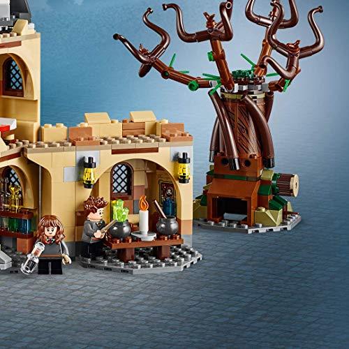 IL PLATANO PICCHIATORE DI HOGWARTS LEGO HARRY POTTER 75953