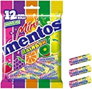 Mentos Mini Rainbow Bag, 120 g