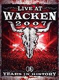 ライヴ・アット・ヴァッケン2007〈3枚組〉 [DVD] 画像