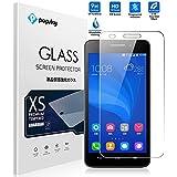 Huawei Ascend G620S 強化ガラスフィルム PopSky™採用0.26mm 強化ガラス ラウンドカッティング 硬度9H ラウンドエッジ加工 Ascend G620S フルスクリーン耐指紋 撥油性 高透過率液晶保護フィルム (Ascend G620S, G620S 強化ガラスフィルム)