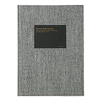 デルフォニックス PDフレームアルバムベーシックA4 シャンブレーグレー