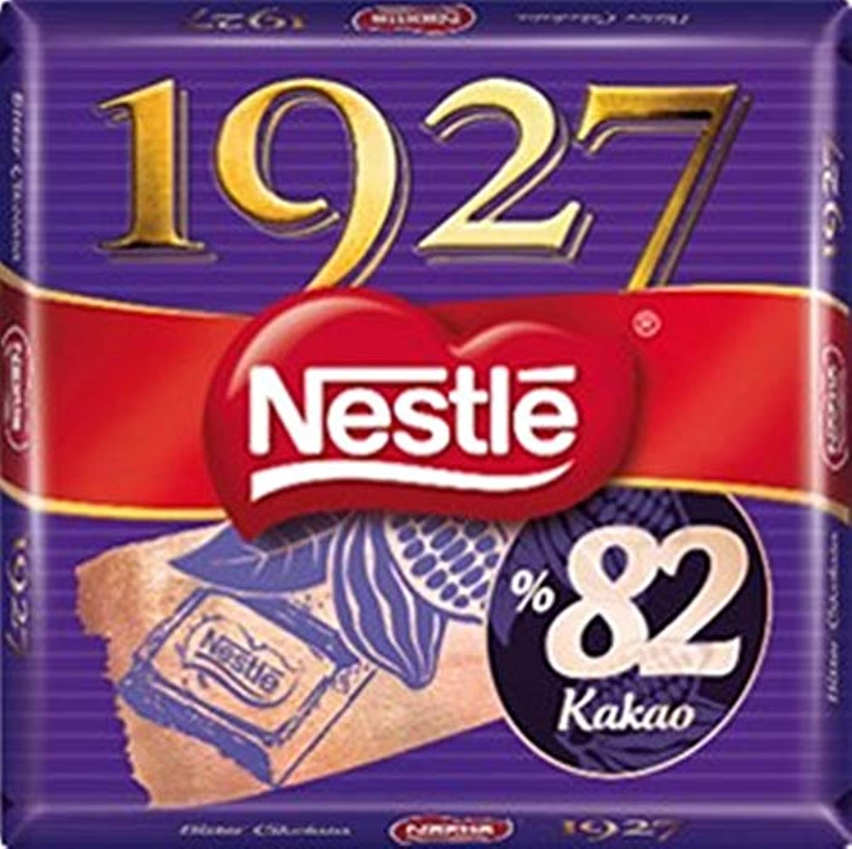 怠感ベーシック広告ネスレ 1927 カカオ82%