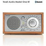 Tivoli Audio チボリオーディオ Model One BT (チェリー/シルバー) M1BT-1654-JP <Bluetoothワイヤレス AM/FMラジオ・スピーカー>