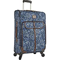 "Chaps 20"" Expandable Carry on Spinner Luggage"