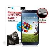 【日本正規代理店品】TESLA docomo Galaxy S4 SC-04E 強化ガラス液晶保護フィルム [9H以上] Intension Panel Premium Edge ラウンドエッジ加工 TE2183S4