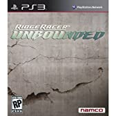 PS3 Ridge Racer Unbounded アジア版