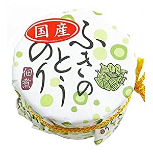 安田食品 ふきのとうのり 100g×10本