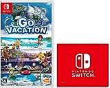GO VACATION (ゴーバケーション) -Switch (【Amazon.co.jp限定】オリジナルマイクロファイバークロス 同梱)