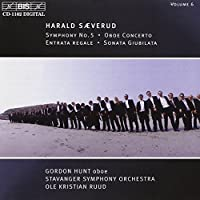 Harald Saeverud: Symphony No.5/ Oboe Concerto, Entrata Regale (2003-10-21)