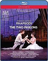 英国ロイヤル・バレエ〈ラプソディ〉〈二羽の鳩〉(2016 フレデリック・アシュトン振付)[Blu-ray]