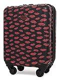 (スパイラルガール) SPIRAL GIRL スーツケース 7603103 45cm アルク 【70】ミックス