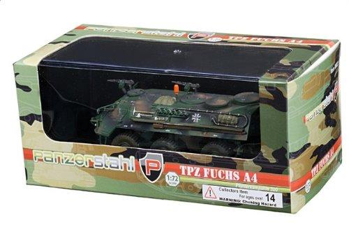 1:72 装甲車stahl ディスプレイ アーマー 88021 Thyssen-Henschel TPz Fuchs ディスプレイ モデル Bundeswehr 装甲車pioneer Co. 320