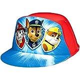 パーティーPail Paw Patrolフォーム帽子、レッド/ブルー