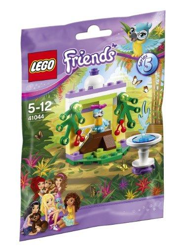 レゴ フレンズ インコとファウンテン 41044