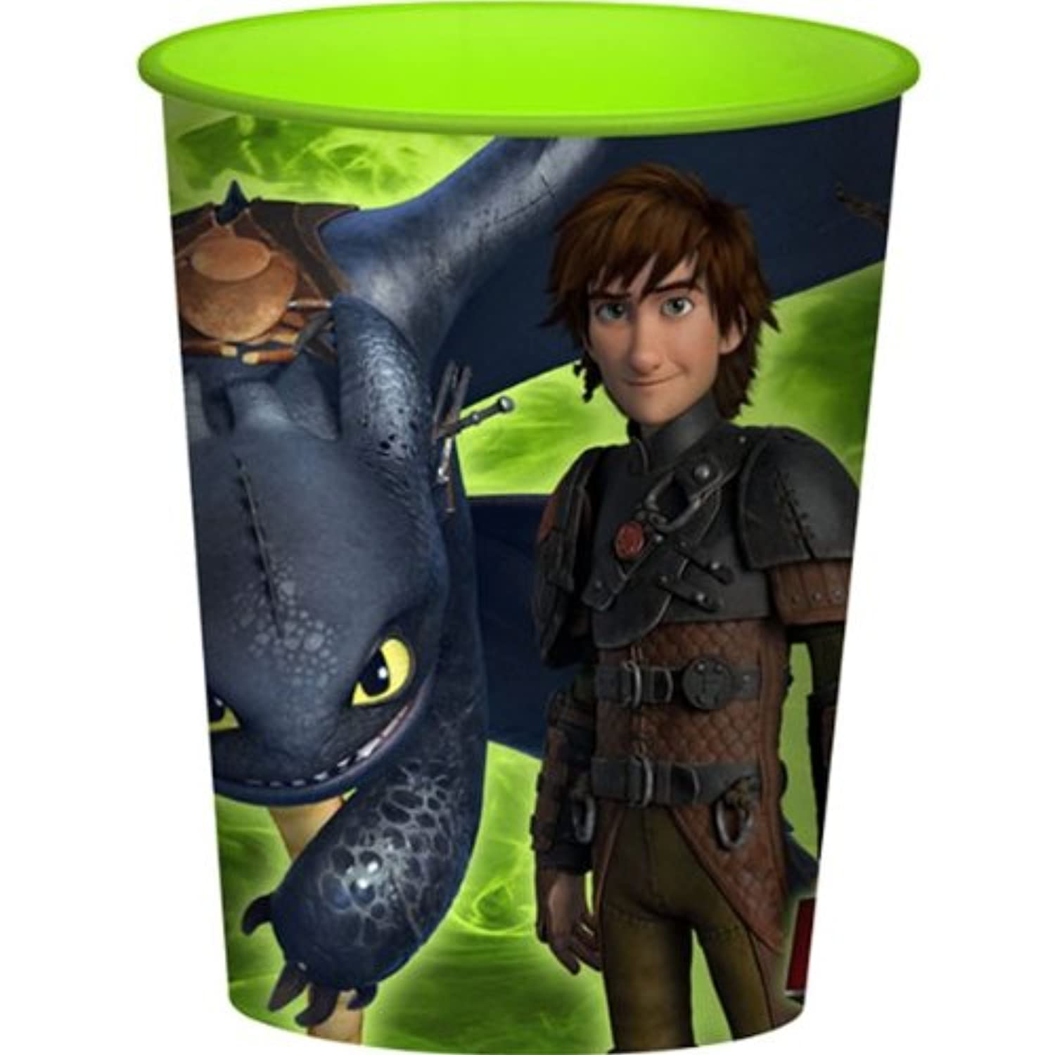 How to Train Your Dragon 2 16oz Stadium Cups 12 Pack by DreamWorks How to Train Your Dragon